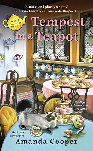 Tempest in a Teapot (A Teapot Collector Mystery)