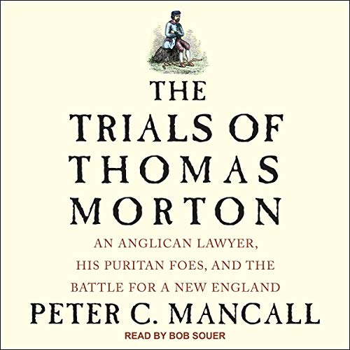 The Trials of Thomas Morton  By  cover art