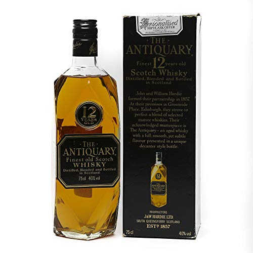 The Antiquary 12 Year Old 1980s Whisky