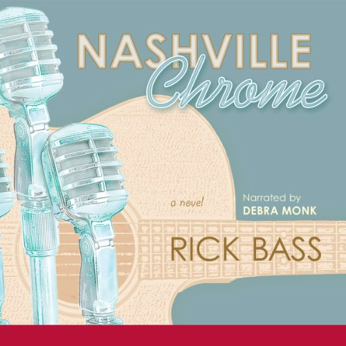 Nashville Chrome audiobook cover art