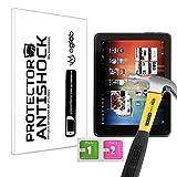 Protector de Pantalla Anti-Shock Anti-Golpe Anti-arañazos Compatible con Tablet Mediacom SmartPad 815i