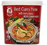 Currypaste, rot, 1 kg Pack von Cock