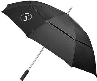 Genuine Mercedes Benz Star Umbrella - Black