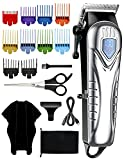Best Mens Hair Clippers - ATMOKO Mens Hair Clippers, Cordless Hair Clippers Review