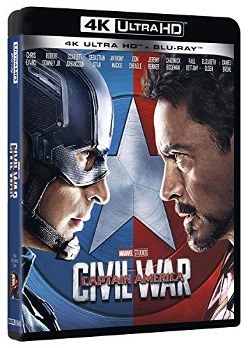 Captain America - Civil War (4K+Br)