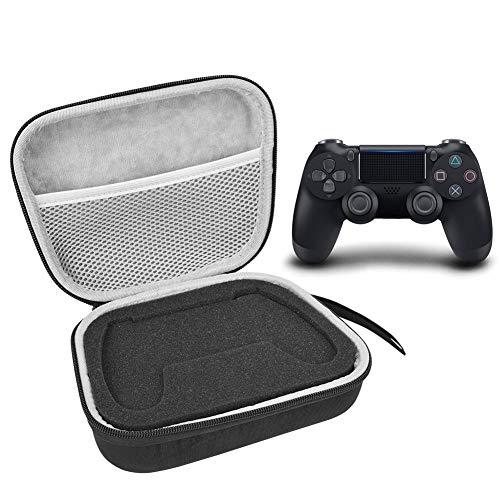 cigemay Anti-Shock Travel Case Aufbewahrungstasche für PS4 Wireless Bluetooth Griff, wasserdicht, Anti-Fall und langlebig