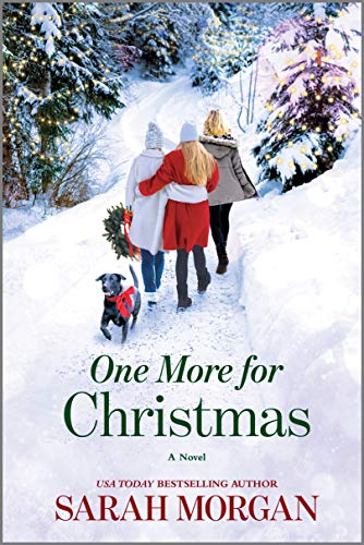 One More for Christmas: A Novel by [Sarah Morgan]