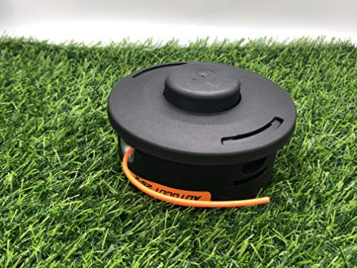 YANYING AutoCut 25-2 Trimmer Head Bump Feed 4002-710-2191 for Stihl FR106 FR108 FS44 FS48 FS50 FS55 FS56 FS70 FS80 FS83 FS85 FS90 FS 95 FS100 FS110 FS130 FS131 FS108 FS200 KM55 KM90 100 RX Weed Eater