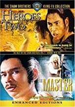 Shaw Brothers Double Feature:Heroes Two & The Masters