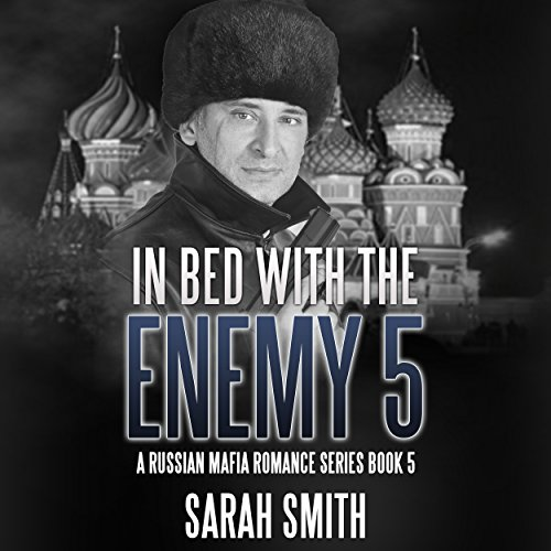 In Bed with the Enemy 5 audiobook cover art