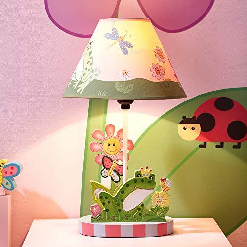 Fantasy Fields MädchenMagic Garden KidsNachttisch LampeKinderzimmer W-7488AE