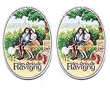 Les Anis de Flavigny - Das französische Anisbonbon mit Anisgeschmack (Anis Natur) 2er Pack