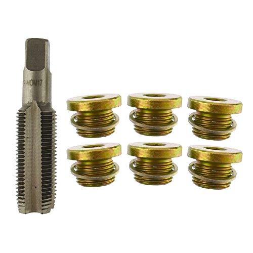 Le bouchon du carter de vidange d'huile/Kit de réparation/Rethreader M16 - M17 Thread Une091