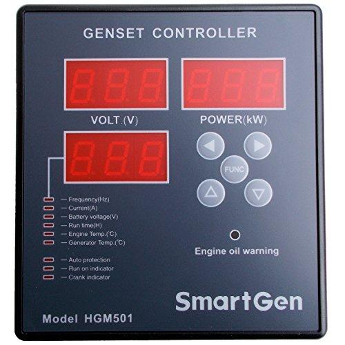SMARTGEN HGM501 Manual Start Generator Controller