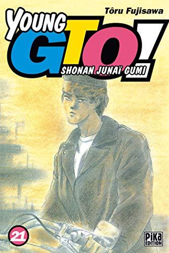 Young GTO T21: Shonan Junai Gumi