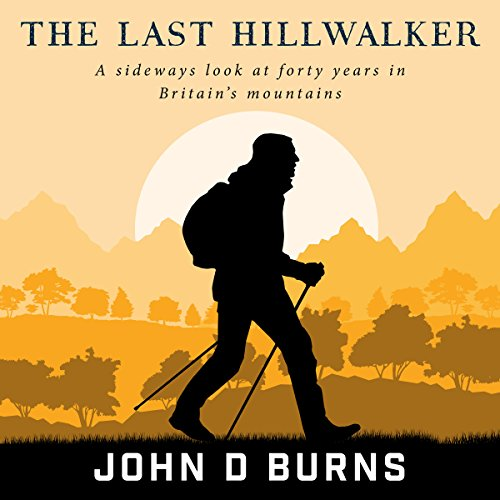 The Last Hillwalker cover art