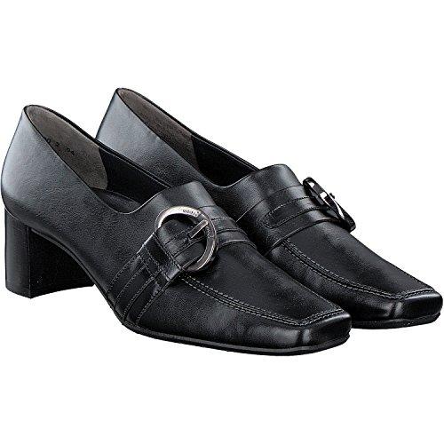 Paul Green Schuhe Loafer schwarz 36