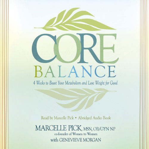 The Core Balance Diet audiobook cover art