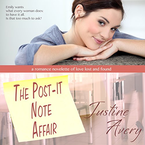 The Post-it Note Affair cover art
