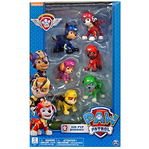 8b50be07e22 Paw Patrol Air Pup Buddies Air Rescue Exclusive Pup Playset by Nickelodeon