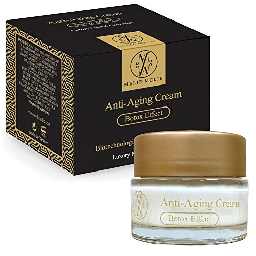 Botox Gesichtscreme Naturkosmetik | Feuchtigkeitscreme Anti Aging Creme Frauen | 50ml