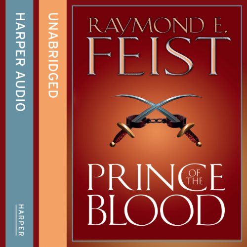 Couverture de Prince of the Blood