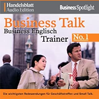 Business Talk English Vol. 1 Titelbild