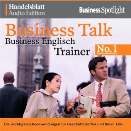 Business Talk English Vol. 1 Titelbild