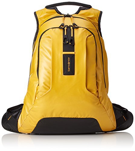 Samsonite Paradiver Light 15.6 Pollici Zaino Porta PC L, 45 cm, 19 L, Giallo (Yellow)