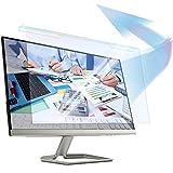 Premium Anti Blue Light Screen Filter for 22 Inches Computer Monitor, Screen Filter Size is 12.5' Height x19.4 Width, Blocks Harmful Blue Light, Reduce Digital Eye Strain Help Sleep Better
