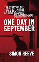One Day in September by Simon Reeve (2005-12-01)