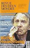Revue des Deux Mondes Octobre 2019 - L'Esprit Français