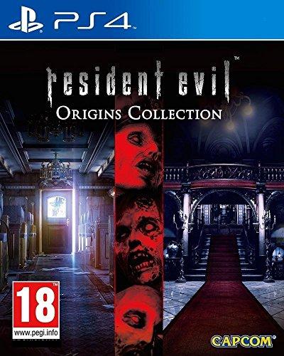 Resident Evil Origins Collection PS4-Spiel
