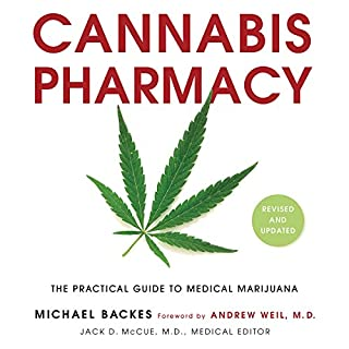 Cannabis Pharmacy audiobook cover art