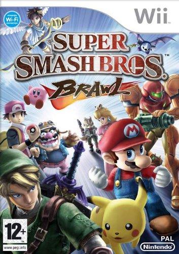 Super Smash Bros. Brawl (Wii) [Importación Inglesa]