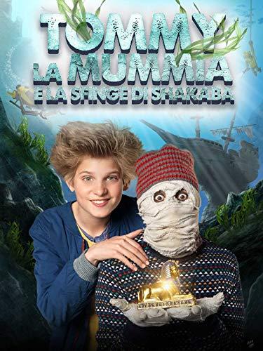 Tommy la mummia e la sfinge di Shakaba