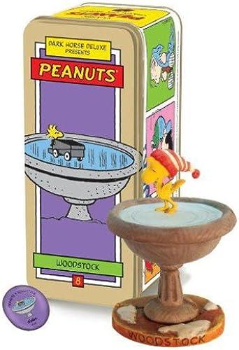 Peanuts Classic Character Statue Woodstock  8