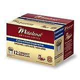 Mitalena Brand - 72 ct. Colombian Supreme Organic Arabica Low Acid Coffee Pods