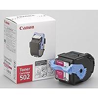 CANON トナーカートリッジ502 マゼンダ 純正品
