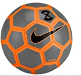 Nike Menor X Football, Balón de fútbol de Unisex, Color Wolf Grey/Total...
