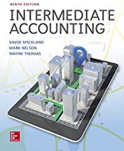 david spiceland: intermediate accounting 9th edition