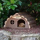 CKB LTD - Rifugio esterno per casa di maiale d'India, in legno, per esterni, per casa o gi...