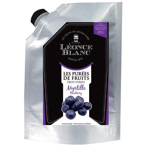 Leonce Blanc Blaubeere Fruchtpüree 1 kg