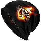 Van Halen Unisex Wintermode Beanie Hut Warm Adult Innocent Urinal Cap