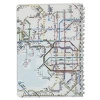 東京カートグラフィック リングノート 鉄道路線図 A5 関西 RNGKJ