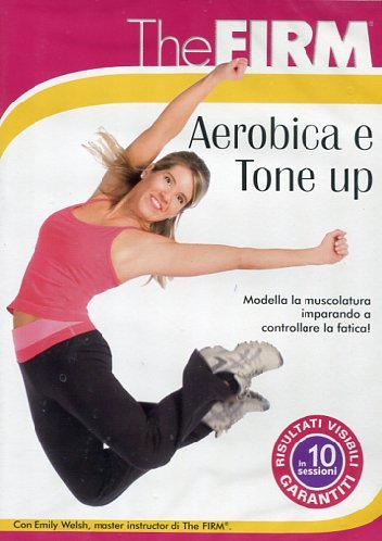 Aerobica E Tone Up (The Firm) (Dvd + Booklet)