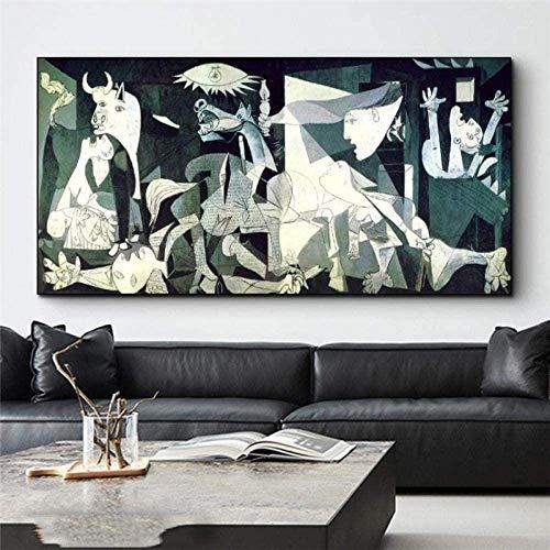 Desconocido Rompecabezas de Guernica, Rompecabezas de Madera, Picasso, Pinturas Famosas, Adultos, Rompecabezas de 1000 Piezas, niños, Aprendizaje, educación, Juguete, Regalo de año