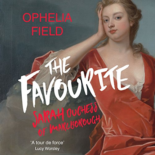 The Favourite cover art