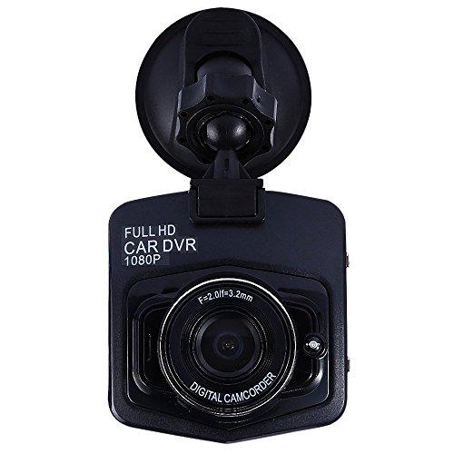 AutoLover® Mini Car DVR Camera Full HD 1080P DCR Detector Recorder Camcorder Parking Recorder Dash Cam Video G-sensor Night Vision...