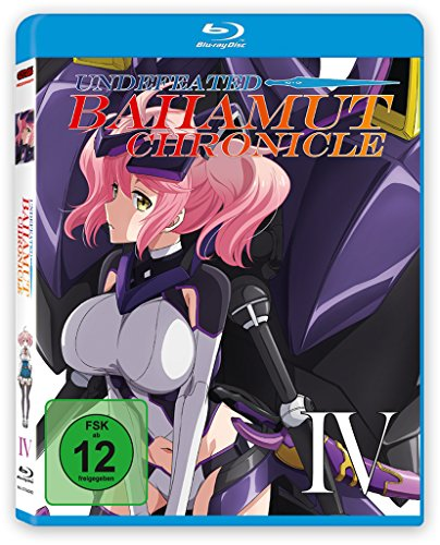 Undefeated Bahamut Chronicles - Vol.4 - [Blu-ray]